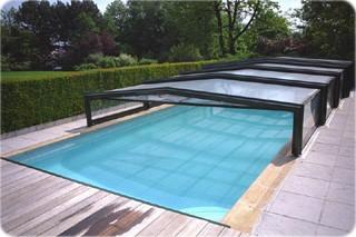 Cubiertas telesc picas cubiertas telesc picas para piscinas Cubierta piscina precio
