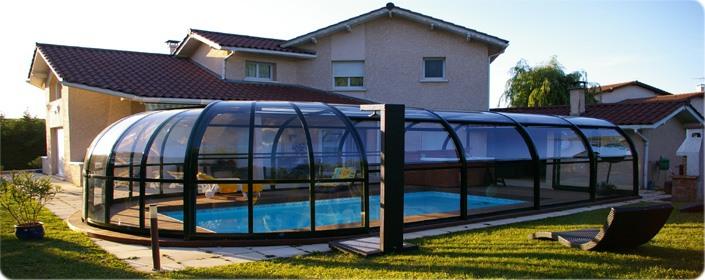 Ventajas de instalar cubiertas en piscinas - Climatizar piscina exterior ...